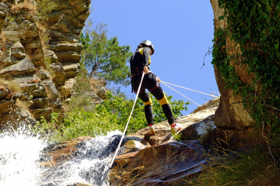 Actionsport - Canyoning im Salzburger Land
