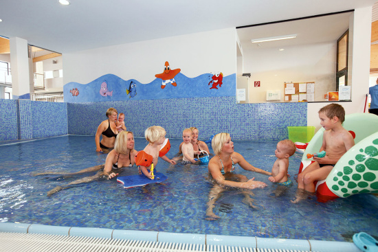 Therme Amadé in Altenmarkt im Pongau - Kinderbecken